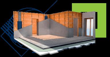 Дополнительные материалы для строительства
