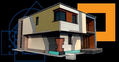 Фасадна теплоізоляційна система